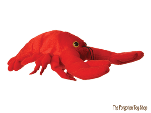 Lobster Finger Puppet The Puppet Company - The Forgotten Toy Shop Limited