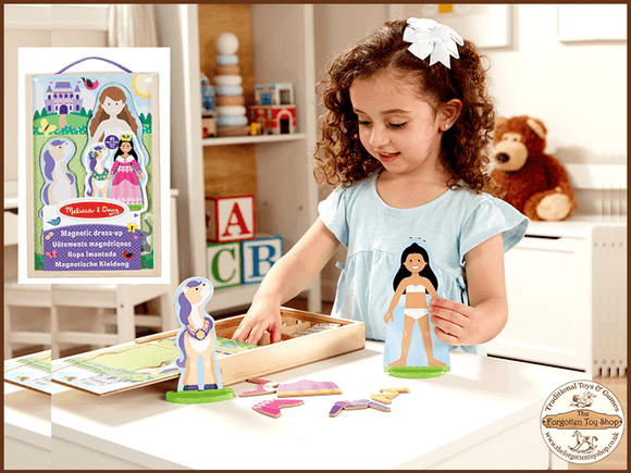 Magnetic Dress Up Set - Princess
