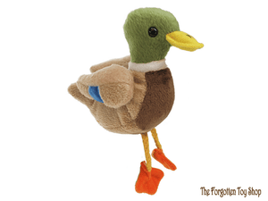Mallard Finger Puppet The Puppet Company - The Forgotten Toy Shop Limited