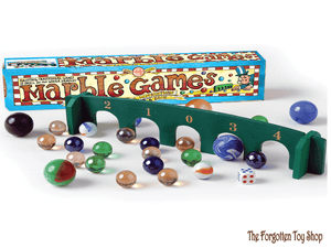 Marble Games House of Marbles - The Forgotten Toy Shop Limited