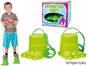 Monster Feet Tobar - The Forgotten Toy Shop Limited
