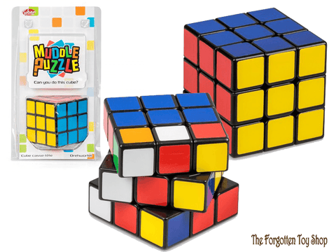Muddle Puzzle Tobar - The Forgotten Toy Shop Limited