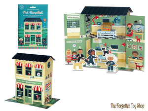 Create your own Pet Hospital Clockwork Soldier - The Forgotten Toy Shop Limited
