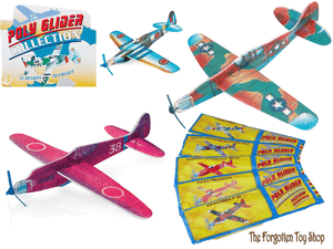 Poly Glider Tobar - The Forgotten Toy Shop Limited