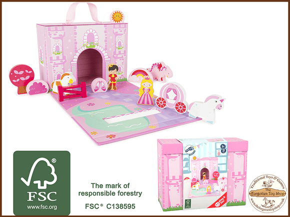 Princess Castle Theme play set