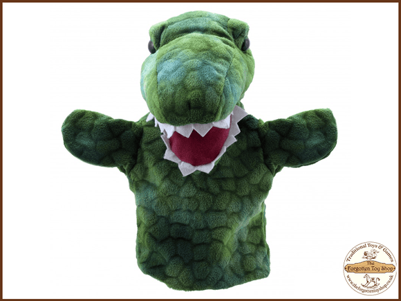 T-Rex Puppet Buddies Hand Puppet The Puppet Company - The Forgotten Toy Shop Limited