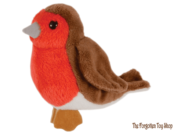 Robin Finger Puppet The Puppet Company - The Forgotten Toy Shop Limited