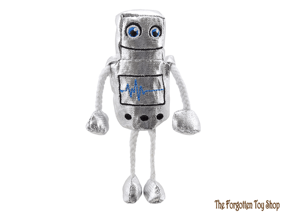Robot Finger Puppet The Puppet Company - The Forgotten Toy Shop Limited