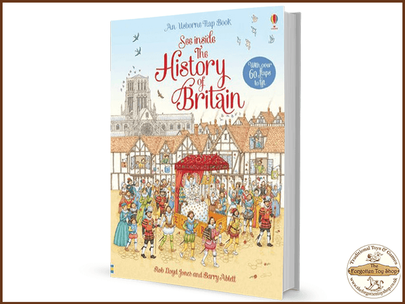 See inside the History of Britain