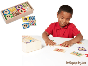 Self Correcting Numbers Puzzle Melissa & Doug - The Forgotten Toy Shop Limited
