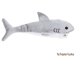 Shark (Great White) Finger Puppet The Puppet Company - The Forgotten Toy Shop Limited