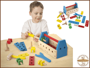 Take along Tool Kit Melissa & Doug - The Forgotten Toy Shop Limited