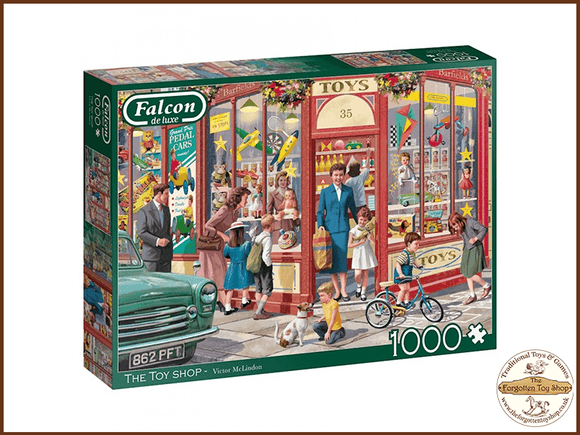 Falcon de luxe 1000pc Jigsaw - The Toy Shop