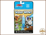 Water Wow! - Water Reveal Colour Pad Assortment Melissa & Doug - The Forgotten Toy Shop Limited