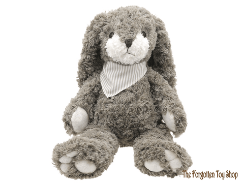 Wilberry Classics - Grey Bunny The Puppet Company - The Forgotten Toy Shop Limited