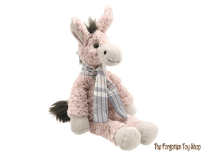 Wilberry Classics - Pink Donkey Wilberry Toys - The Forgotten Toy Shop Limited