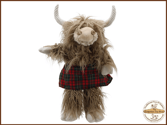 Wilberry Dressed Animals - Highland Cow