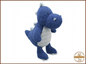 Wilberry Knitted - Dragon (Blue)