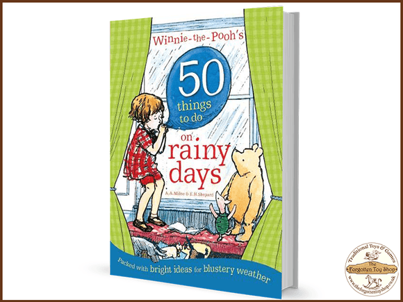 Winnie the Pooh - 50 things to do on rainy days