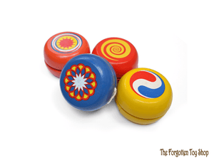 Wooden Yo Yo House of Marbles - The Forgotten Toy Shop Limited