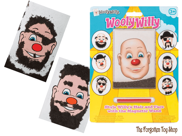 Wooly Willy Tobar - The Forgotten Toy Shop Limited