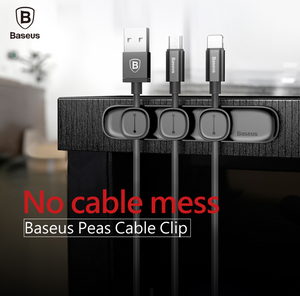 Baseus Magnetic Cable Protector USB Charger Cable Organizer - Baseus