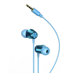 Baseus H13 Wired Earphones with Microphone Bass Headset - Baseus