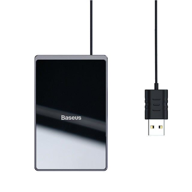 Baseus Ultra-thin Portable Wireless Charger - Baseus
