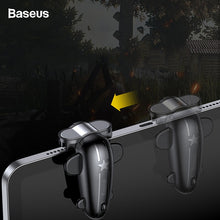 Load image into Gallery viewer, Baseus 2PC Control Gaming Trigger For PUBG Games Shooter - Baseus