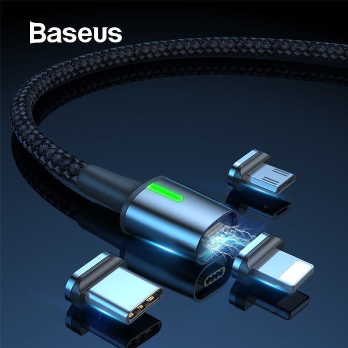 Baseus Magnetic Charge USB Cable - Baseus