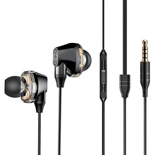 Load image into Gallery viewer, Baseus  H10 3.5MM Wired Earphone Stereo Bass Sound - Baseus