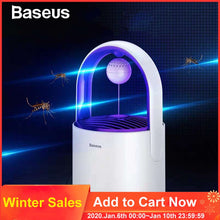 Load image into Gallery viewer, Baseus Electric Mosquito Killer Lamp LED Electric Bug Lamp Anti Mosquito Trap Killer Insect Trap Home Living Room Pest Control - Baseus