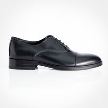 Load image into Gallery viewer, Black Classic Lace-up Oxford
