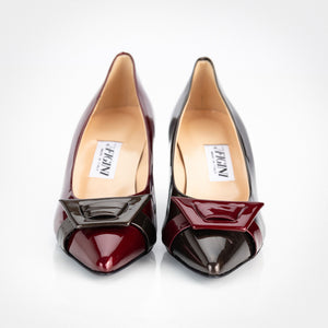 Cherry Coffee Asymmetric Pump