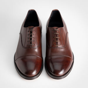 Brown Classic Lace-up Oxford
