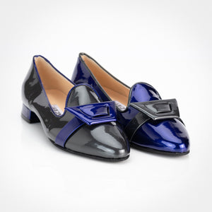 Galaxy Grey Asymmetric Flat