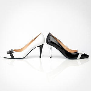 Black White Asymmetric Pump