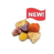 Roastworks Root Vegetables, 2.5 Pound -- 6 per case.