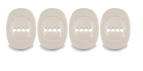 Impresa 4-Pack Replacement Clips Compatible with ResMed Airfit P10 Headgear