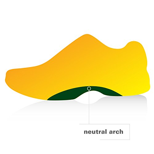 Spenco Polysorb Cross Trainer Athletic Cushioning Arch Support Shoe Insoles, Men's 12-13.5