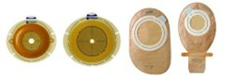 COLOPLAST Ostomy Pouch SenSura Two-Piece System Maxi 50 mm Stoma Drainable (#11512, Sold Per Box) by SenSura