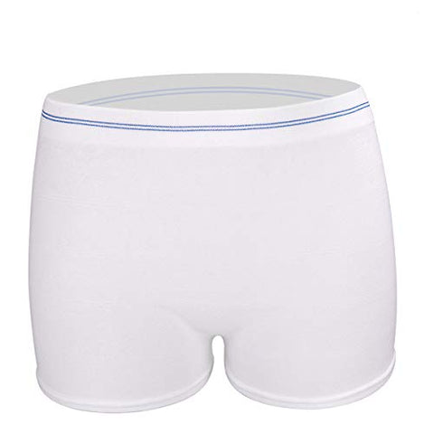 Mesh Disposable Underwear Travel Panties Handy Briefs, Quick Dry, Stretchable, Breathable, Lightweight
