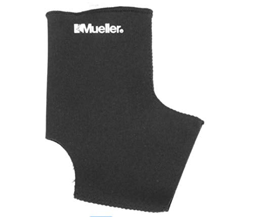 Mueller Ankle Support Neoprene, Black Medium