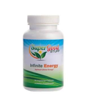 Infinite Energy 90 Capsules (Natural Energy Supplement)