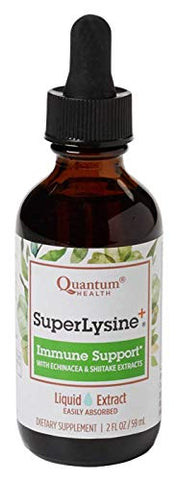 Quantum Health, Super Lysine Plus Extra, 2 Fl Oz