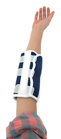 Premium Pediatric Child Elbow Immobilizer Stabilizer Splint/Arm Restraint - Toddler/Kids