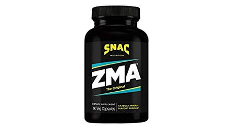 Snac Zma The Original Recovery And Sleep Supplement That Supports A Healthy Immune System, 90 Capsul