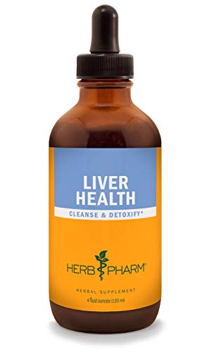Herb Pharm Liver Health Liquid Herbal Formula for Liver and Gallbladder Support - 4 Ounce