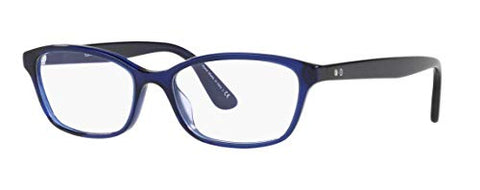 Paul Smith Iden Pm8219 1566 Eyeglasses Translucent Blue W/Clear Demo Lens 52mm