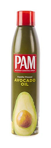 PAM Avocado Oil Non-Gmo Cooking Spray, 5 oz